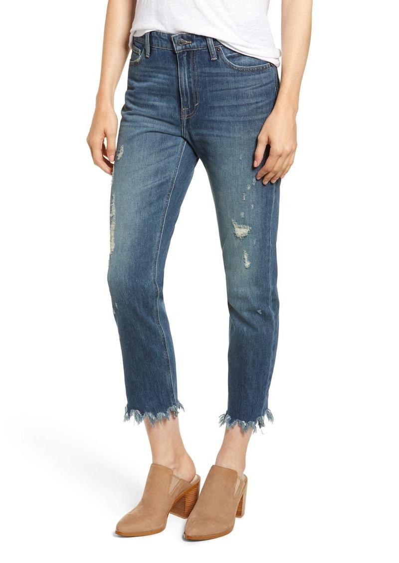 Lucky Brand Sienna Distressed Boyfriend Jeans