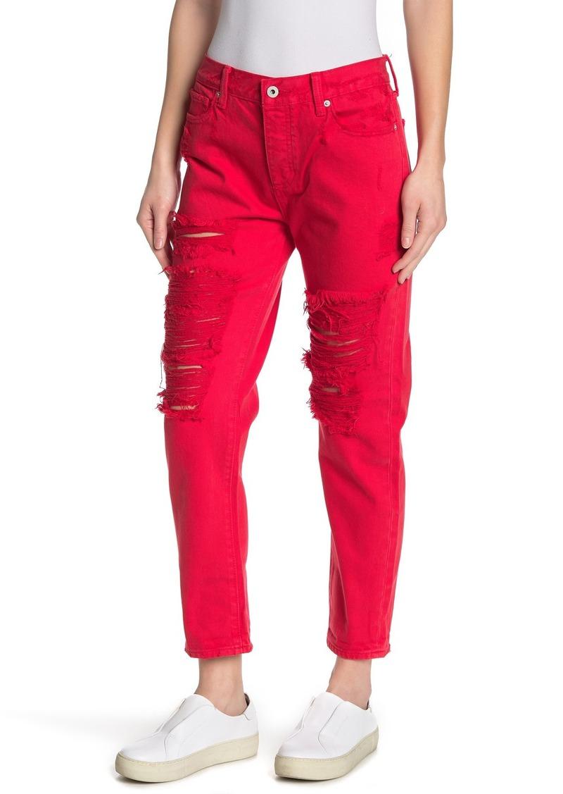 Lucky Brand Sienna Slim Fit Boyfriend Jeans