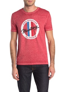 Lucky Brand Slanted Mustang T-Shirt