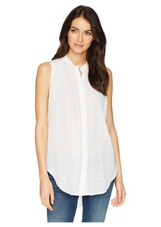 Lucky Brand Sleeveless Tunic Top