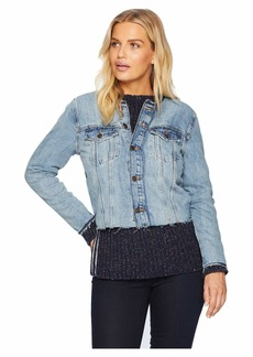 Lucky Brand Smart Trucker Jacket