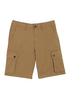 Lucky Brand Solid Cargo Shorts