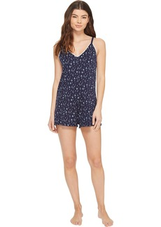 Lucky Brand Spring Bloom Knit Romper