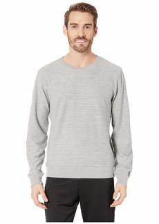 Lucky Brand Stripe Sweatshirt