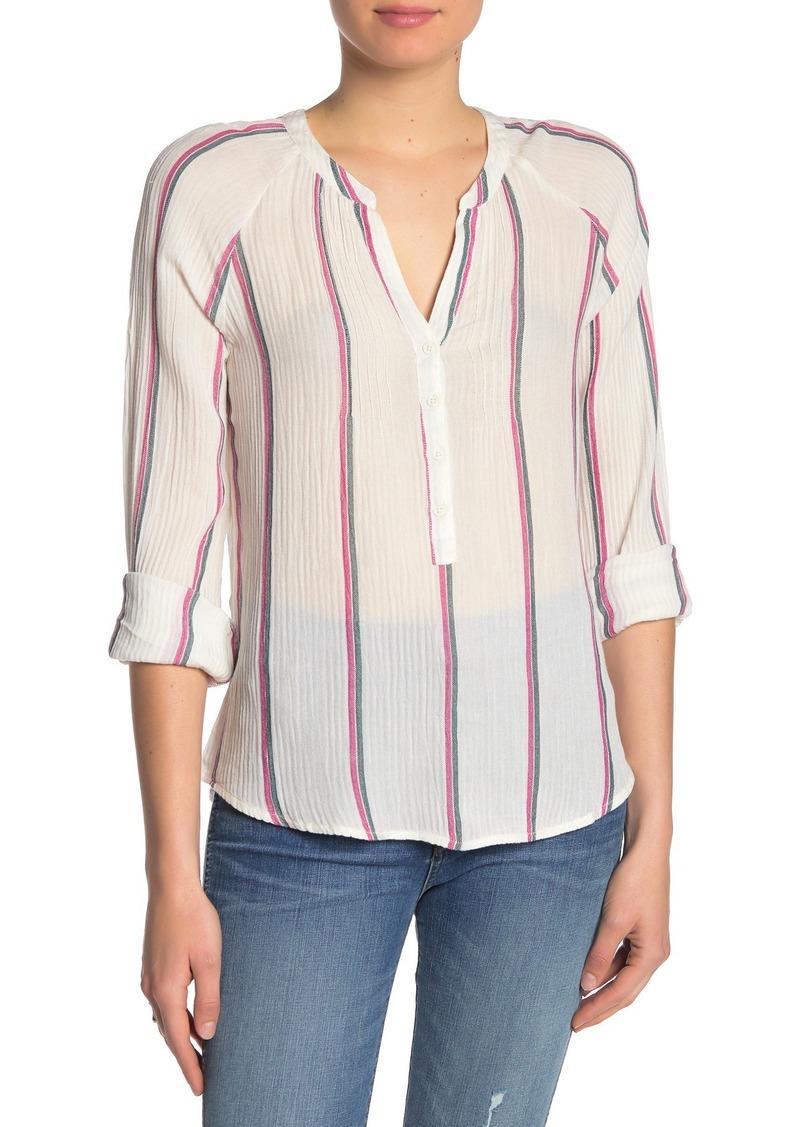 Lucky Brand Stripe Shirt
