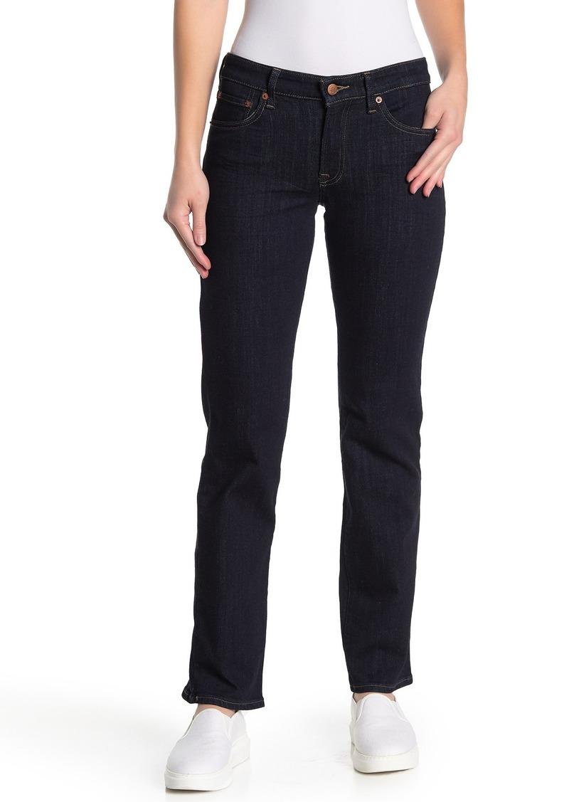 "Lucky Brand Sweet Straight Leg Jeans - 32"" Inseam"