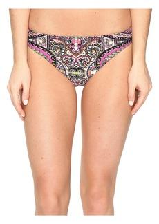 Lucky Brand Tapestry Reverse Hipster Bottom