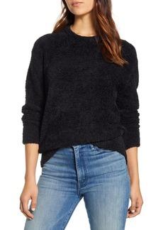 Lucky Brand Teddy Crew Neck Sweater