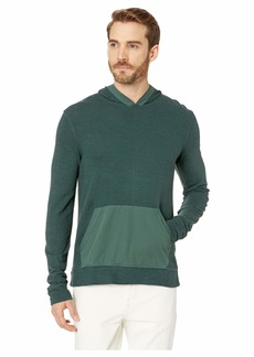 Lucky Brand Terry Hooded Tee