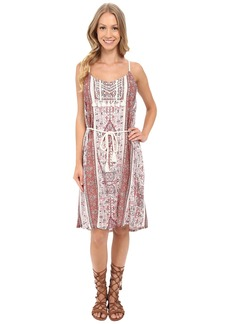 Lucky Brand Tribal Printed Dress