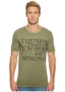 Lucky Brand Triumph Bulldog Tee