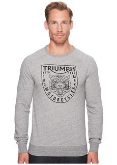 Lucky Brand Triumph Crew Sweatshirt