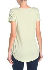 Lucky Brand Tropical Island Print T-Shirt