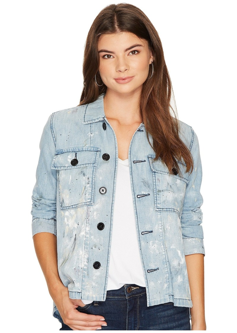 Lucky Brand Utility Shirt Jacket