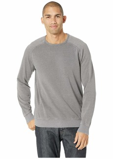 Lucky Brand Venice Burnout Crew Neck Sweatshirt