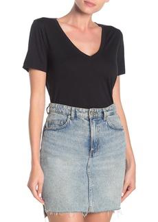 Lucky Brand Venice Short Sleeve V-Neck T-Shirt