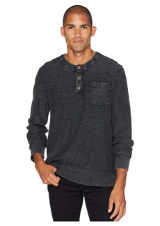 Lucky Brand Welter Weight Washed Henley