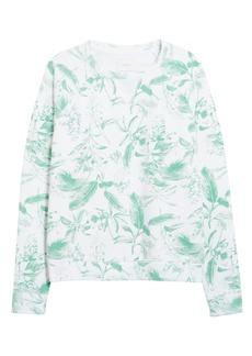 Women's Lucky Brand Botanical Print Sweatshirt