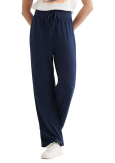 Women's Lucky Brand Cloud Jersey Ribbed Pants