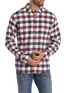 Lucky Brand Workwear Buffalo Plaid Regular Fit Shirt