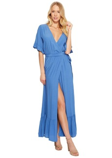Lucy Enchanted Wrap Dress