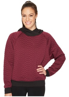 Lucy Full Potential Quilted Pullover