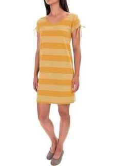 Lucy & Laurel Short T-Shirt Dress - Scoop Neck, Short Sleeve (For Women)