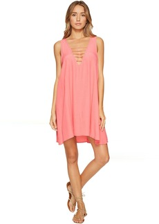 Lucy Cage Swing Dress