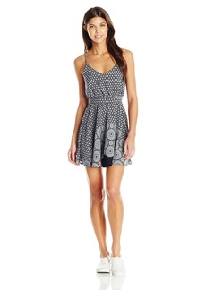 Lucy Love Women's Penelope Sleeveless Printed Dress