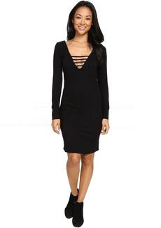 Lucy Long Sleeve Hurricane Dress