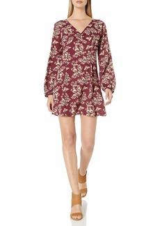 Lucy Love Women's Castle Rock Floral Print Dress