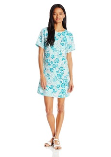 Lucy Love Women's Charlotte Floral Printed Dress