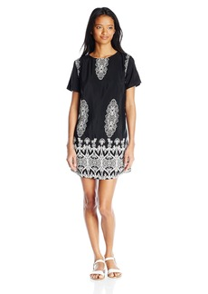 Lucy Love Women's Charlotte Printed Dress