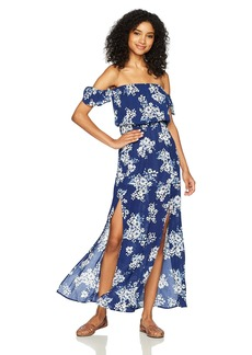 Lucy Love Women's Dream on Maxi Dress in Full Bloom