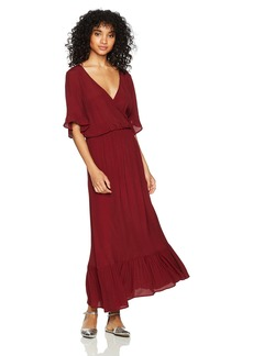 Lucy Love Women's Enchanted Wrap Dress