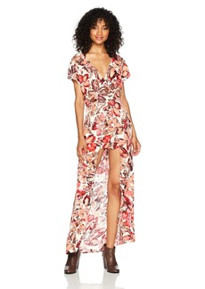 Lucy Love Women's Hello/Goodbye Walk-Through Dress