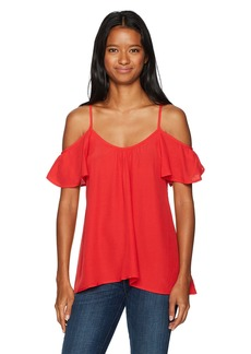Lucy Love Women's Hollie Top red