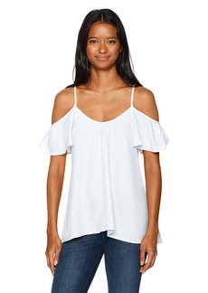 Lucy Love Women's Hollie Top white