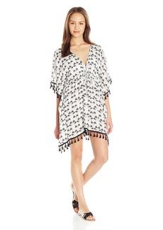 Lucy Love Women's Kei Lani Cover up Tassel Dress