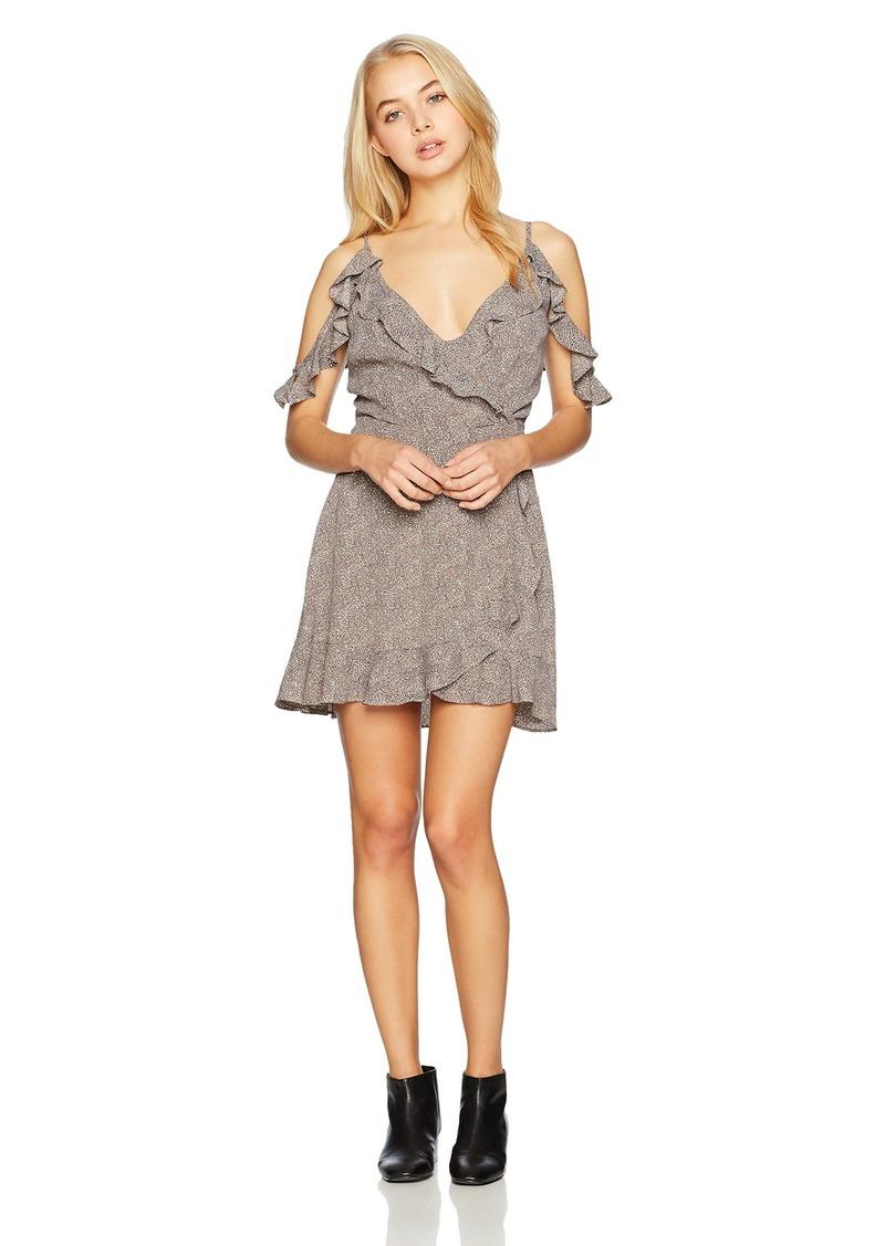 Lucy Love Women's Love Potion Wrap Dress