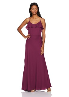 Lucy Love Women's Maxi Celebration Bridesmaid Dress