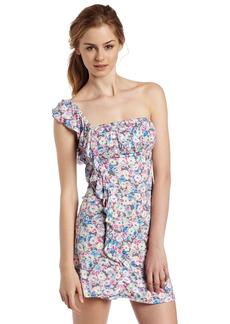 Lucy Love Women's Print Floral Sophia Dress
