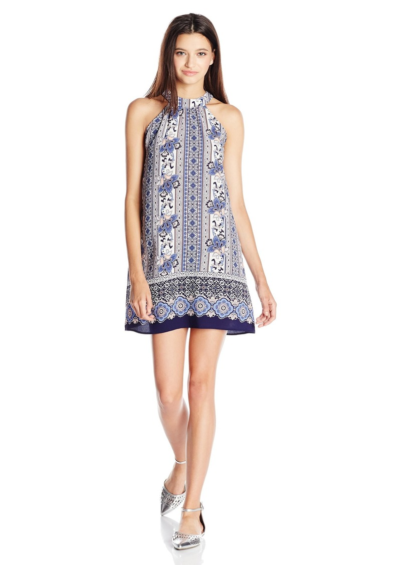 Lucy Love Women's  Printed Victoria Dress