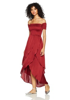 Lucy Love Women's rait Dress  Extra Small