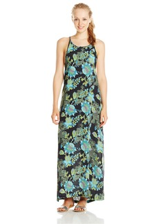 Lucy Love Women's Shangri-La Printed Maxi Dress