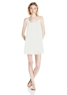 Lucy Love Women's Take Me To Dinner Lace Dress