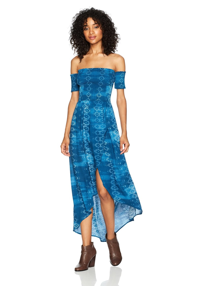 Lucy Love Women's Tranquility Maxi Dress