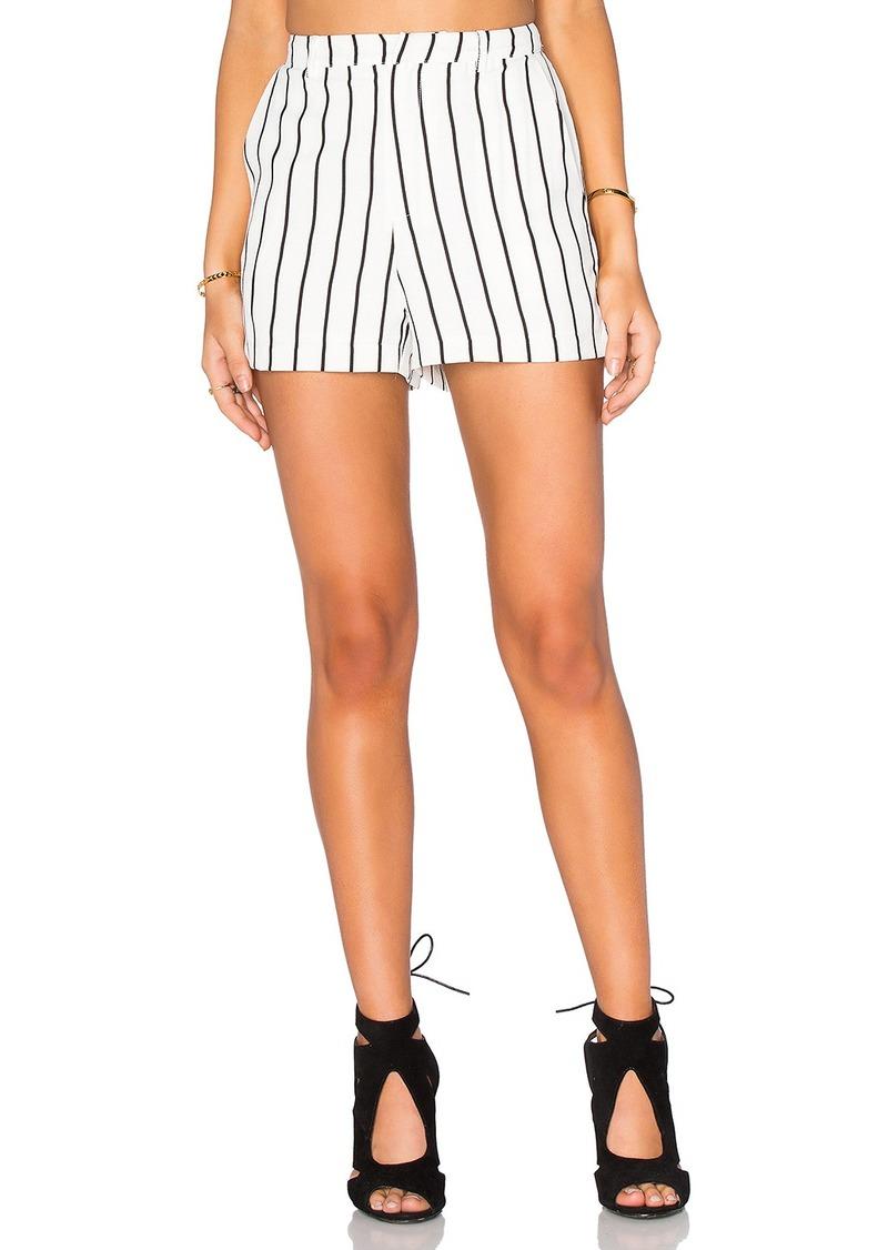 Lucy Paris High Waist Shorts