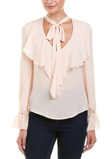 Lucy Paris Lynette Ruffle Top
