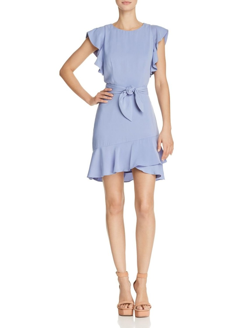 Lucy Paris Matilda Ruffled Dress